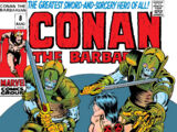 Conan the Barbarian Vol 1 8