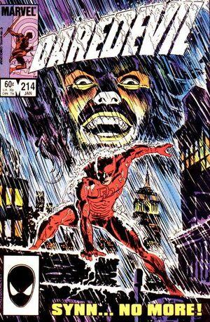 Daredevil Vol 1 214
