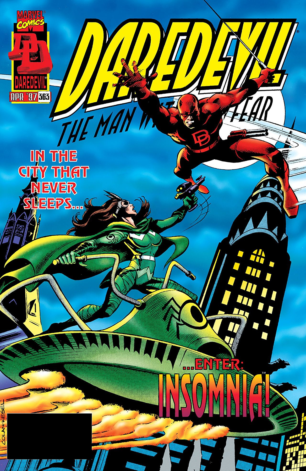 Daredevil Vol 1 363