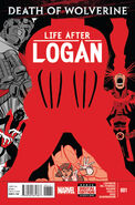 Death of Wolverine Life After Logan Vol 1 1