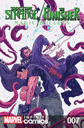 Doctor Strange Punisher Magic Bullets Infinite Comic Vol 1 7