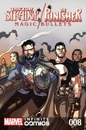 Doctor Strange Punisher Magic Bullets Infinite Comic Vol 1 8