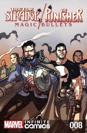 Doctor Strange Punisher Magic Bullets Infinite Comic Vol 1 8