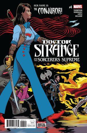 Doctor Strange and the Sorcerers Supreme Vol 1 4