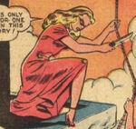 Dora Scott (Earth-616) from Blonde Phantom Comics Vol 1 19 0001
