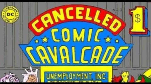 Jamie/Episode 10 - Cancelled Comics Cavalcade