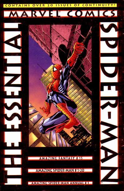 Essential Spider-Man Volume 1