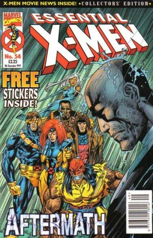 Essential X-Men Vol 1 54