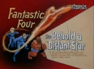 Fantastic Four (1967 animated series) Season 1 8 Screenshot