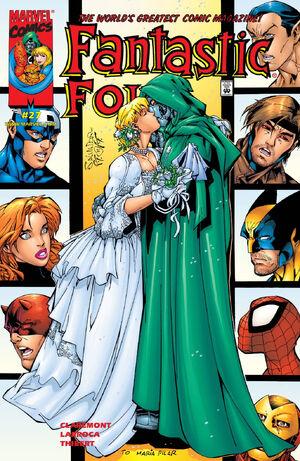 Fantastic Four Vol 3 27
