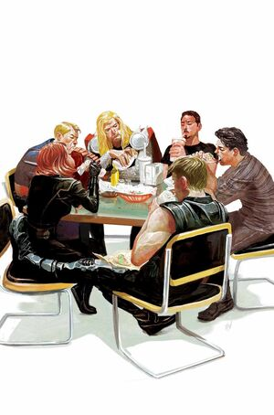 Guidebook to the Marvel Cinematic Universe - Marvel's The Avengers Vol 1 1 Textless