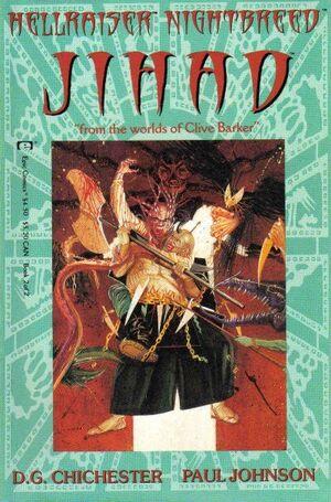 Hellraiser Nightbreed - Jihad Vol 1 2