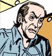 Herman Terwilliger (Earth-77013) Spider-Man Newspaper Strips 001