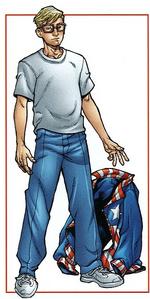 Hiram Riddley (Earth-616) from Captain America America's Avenger Vol 1 1 0001