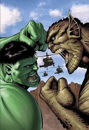 Hulk contro Abominio