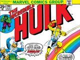 Incredible Hulk Vol 1 190