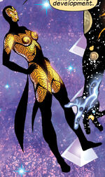 Infinity (Earth-4321) from Marvel Universe The End Vol 1 1 0001