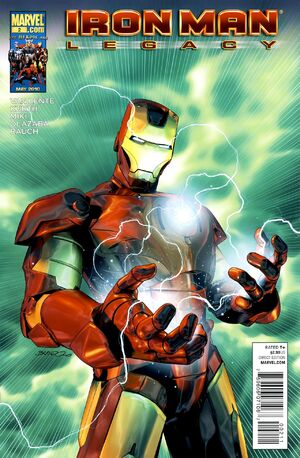 Iron Man Legacy Vol 1 2