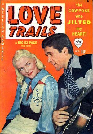 Love Trails Vol 1 1