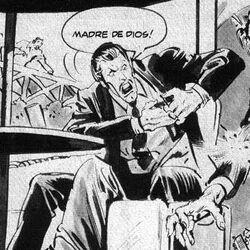 Luis Allegre (Earth-616) in Marvel Super Action Vol 1 1 001