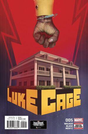 Luke Cage Vol 1 5