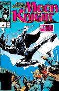 Marc Spector Moon Knight Vol 1 1