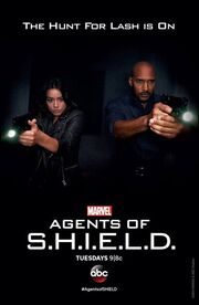Marvel's Agents of S.H.I.E.L.D. Season 3 4 poster