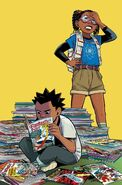 Moon Girl and Devil Dinosaur Vol 1 29 Textless