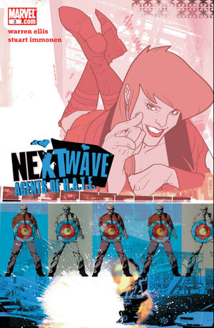 Nextwave Vol 1 3