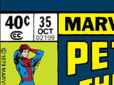 Peter Parker, The Spectacular Spider-Man Vol 1 35