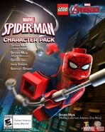 Peter Parker (Earth-13122) from LEGO Marvel's Avengers 002