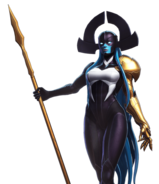 Proxima Midnight (Earth-TRN765) from Marvel Ultimate Alliance 3 The Black Order 001