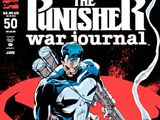 Punisher War Journal Vol 1 50