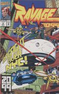 Ravage 2099 Vol 1 6