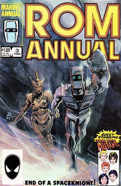 ROM Annual Vol 1 3