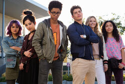 Runaways (Earth-199999) from Marvel's Runaways promo 001