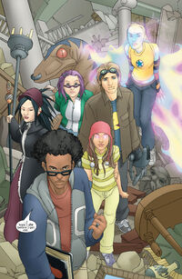 Runaways (Earth-616) from Runaways Vol 1 6 001