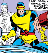 Scott Summers (Earth-616) from X-Men Vol 1 32 0001