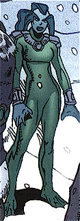 Sedna (Earth-616) from Thor & Hercules Encyclopaedia Mythologica Vol 1 1 0001