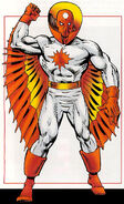 Sol Brodstroke (Earth-616) from X-Men Earth's Mutant Heroes Vol 1 1 0001