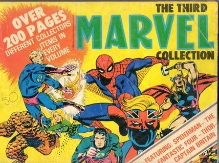 The 3rd Marvel Collection