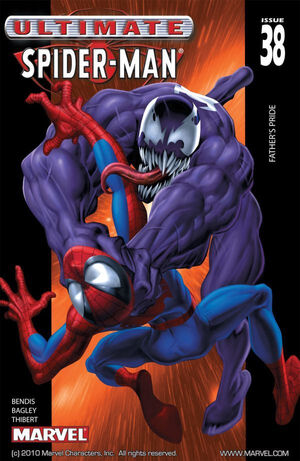 Ultimate Spider-Man Vol 1 38