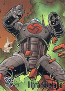 Ultra-Metallo (Earth-9602) from Amalgam Comics (Trading Cards) 0001