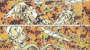 V5 (Earth-616) V6 (Earth-616) V7 (Earth-616) V8 (Earth-616) from X-Force Annual Vol 1 1999 0001