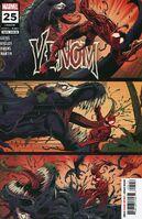 Venom Vol 4 25 Fourth Printing Variant