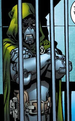 Victor von Doom (Earth-33629) from Exiles Annual Vol 1 1 0001