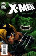 World War Hulk X-Men Vol 1 2