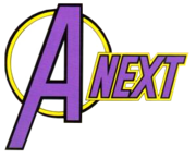 A-Next Vol 1 Logo