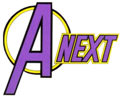 A-Next Vol 1 Logo