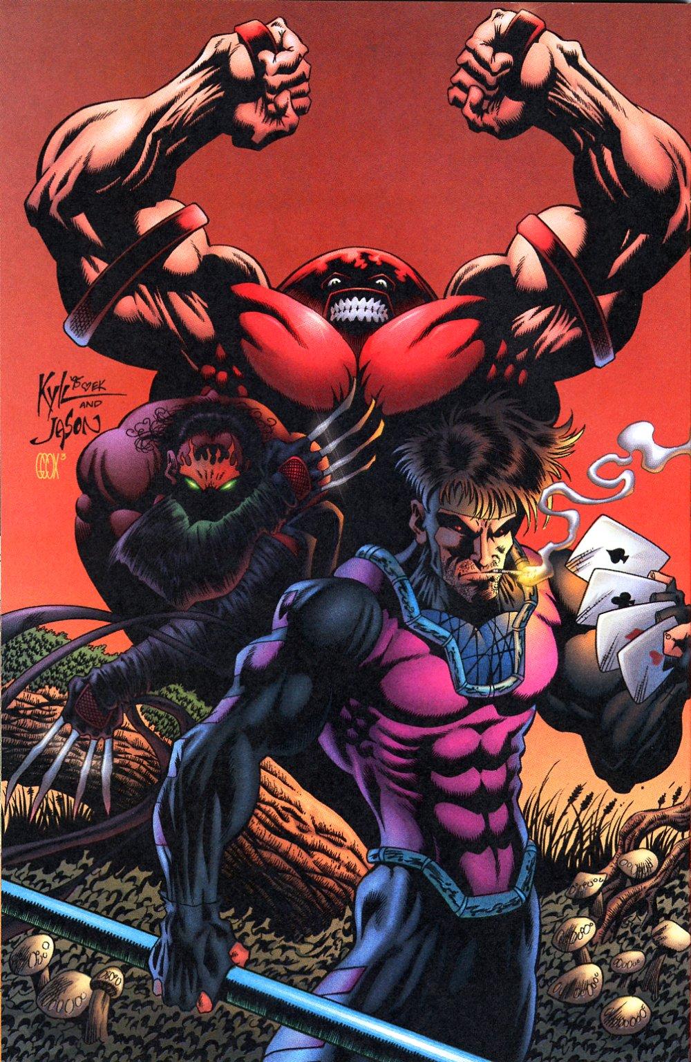 All New Exiles Vs. X-Men Vol 1 0 page 24